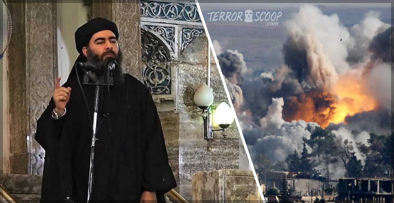 ISIS-Abu-Bakr-al-Baghdadi-Injured-in-Air-Strike,-says-report