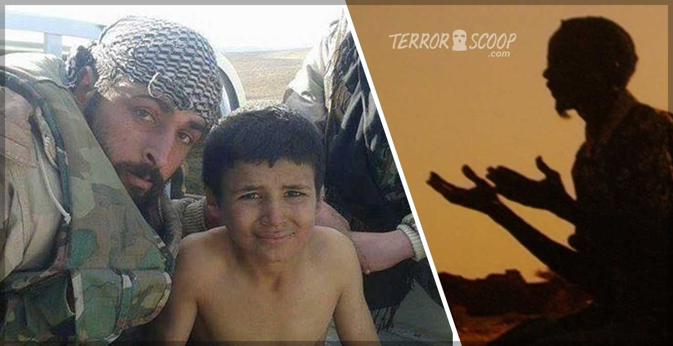 ISIS-Beheads-14-Year-Old-Boy-in-Front-of-Parents-For-Missing-Prayer