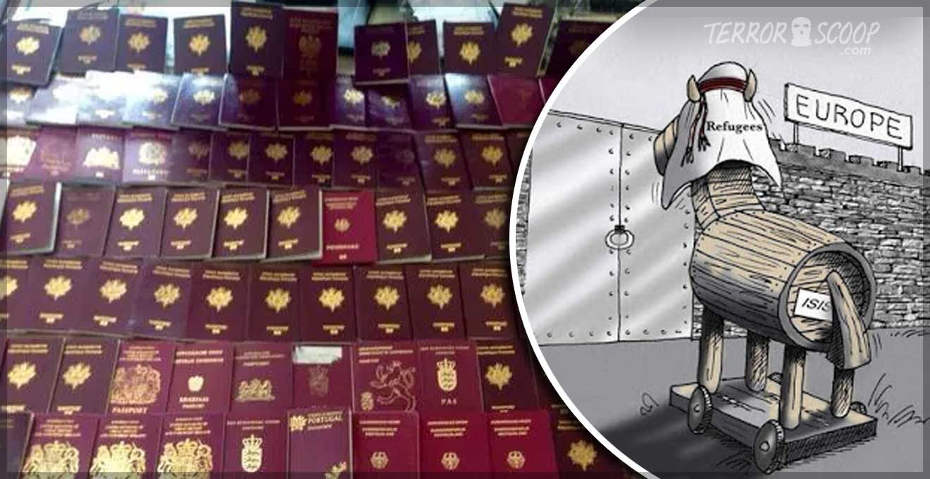 ISIS-terrorists-with-150-European-passports-nabbed