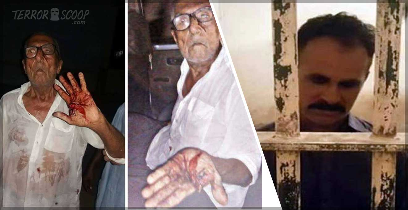 Pakistan-90-year-old-Hindu-man-tortured-by-police-for-eating-and-selling-food-before-iftaar-during-ramadan