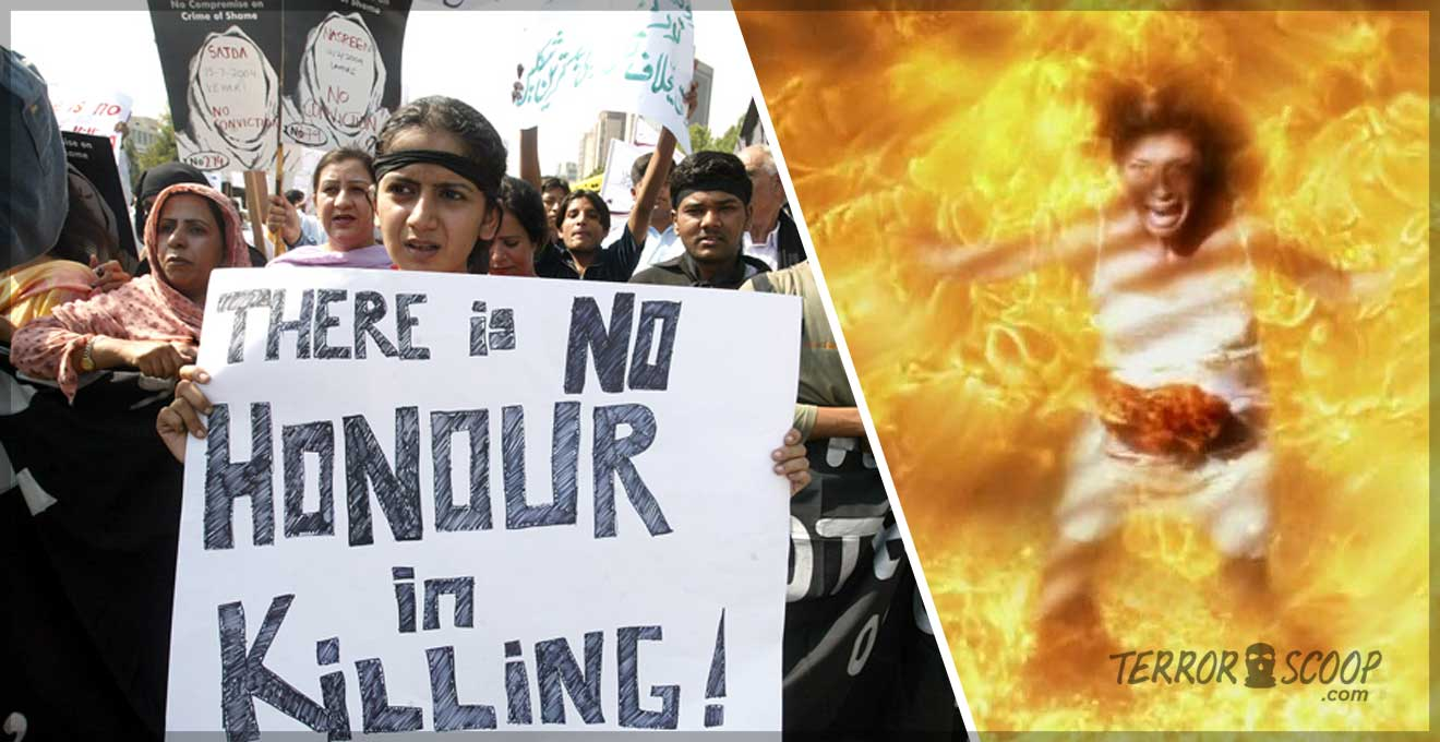 Pakistan-Brother-burn-sister-alive-for-honor-killing-in-Lahore