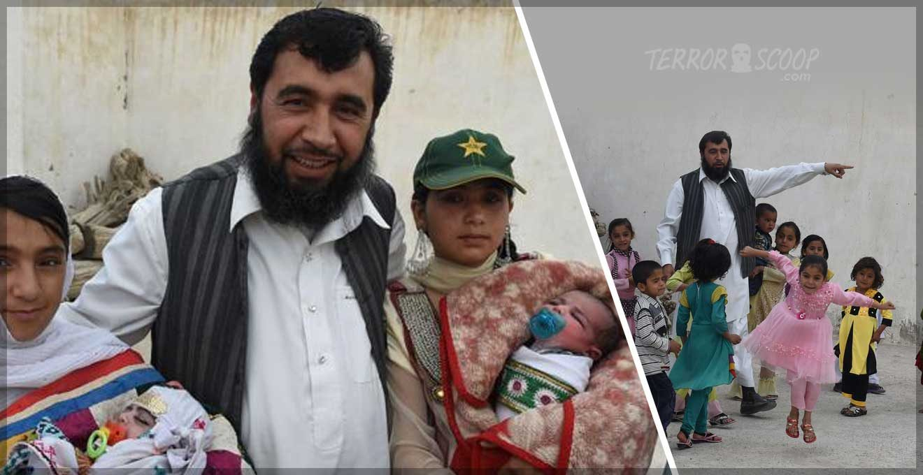 Pakistani-man-father-of-35-aims-for-100-children,-believes-its-his-islamic-religious-duty