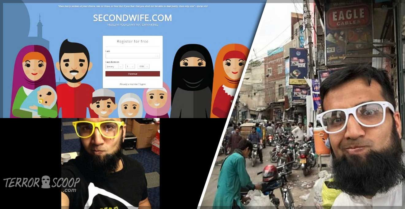 Polygamy-and-Lust-UK-Muslim-Man-Creates-Dating-Website-To-Help-Husbands-Find-Second-Wives,-35,000-People-Sign-Up