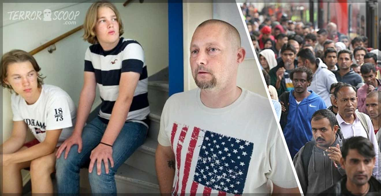 Sweden-Govt-kicks-Swidish-family-out-of-their-home-and-gives-it-to-Muslim-Migrants