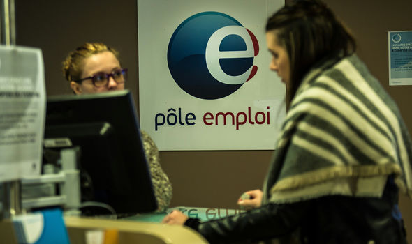 Unemployment in France is a huge problem
