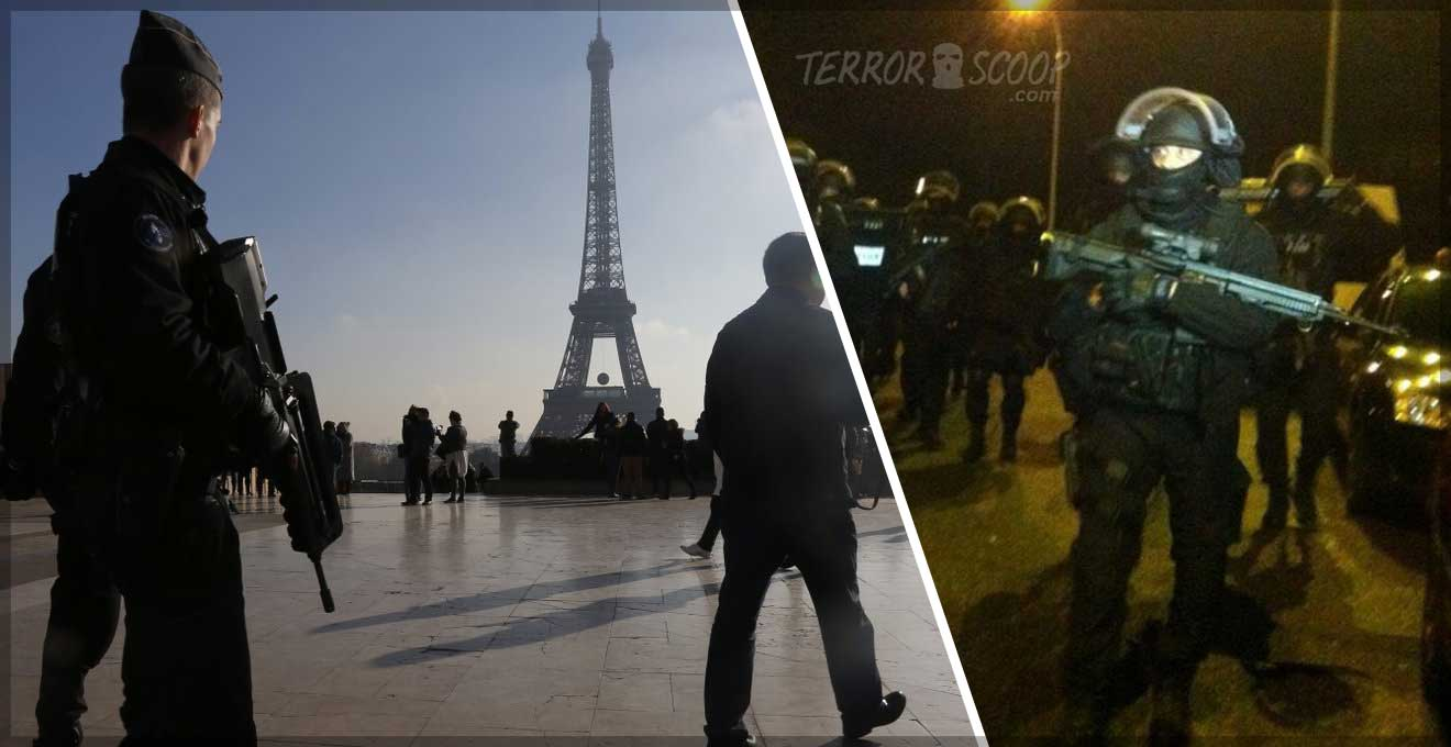 Paris: In another ISIS related Islamic attack, police officer and his partner killed