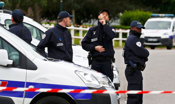 ISIS fanatic Larossi Abballa murdered a French police chief yesterday