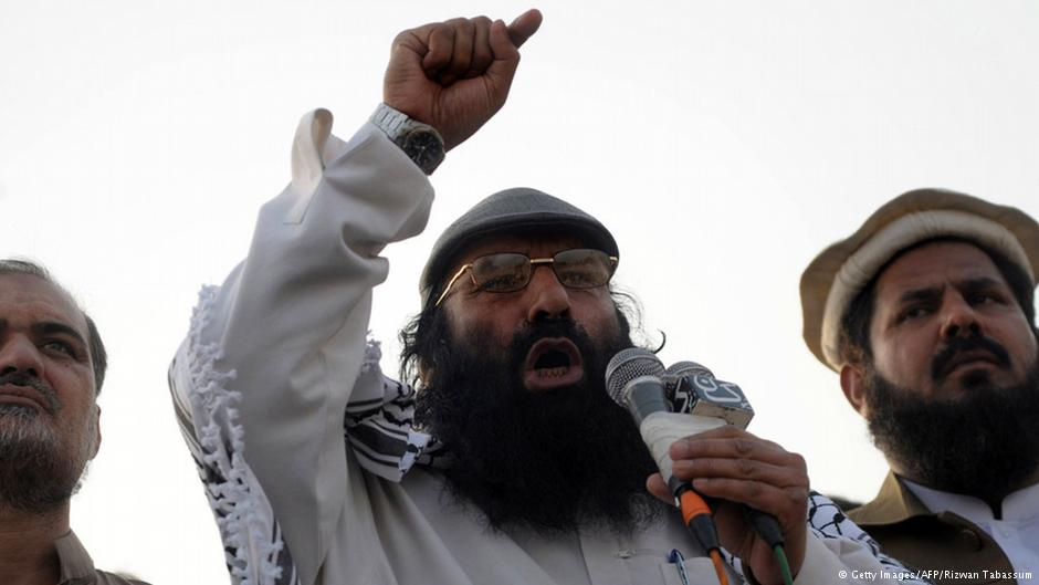 Jamal: 'Hizbul Mujahideen is an armed wing of the Pakistan-based Jamaat-i-Islami party'