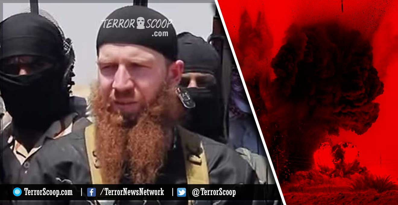Abu-Omar-al-Shishani,-ISIS's-'minister-of-war'-has-been-killed--in-Mosul
