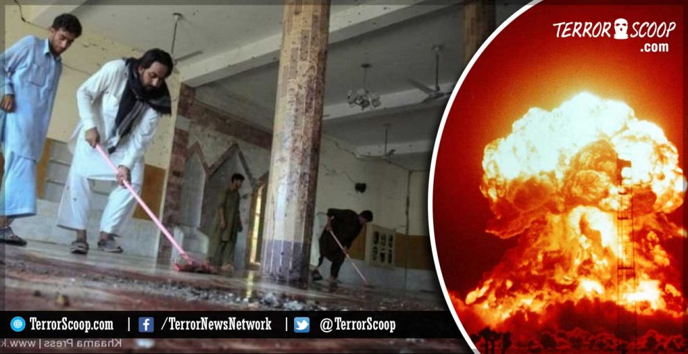 Afghanistan-7-militants-blown-up-while-making-roadside-bombs-in-a-mosque-in-Ghazni