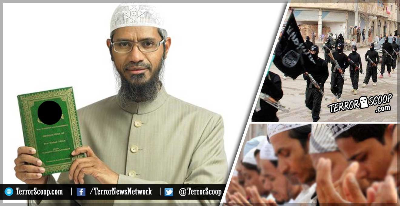 After-Zakir-Naik-Aide,-Another-Suspected-ISIS-Recruiter-Arrested-Near-Mumbai,-Converted-over-800-people-to-Islam
