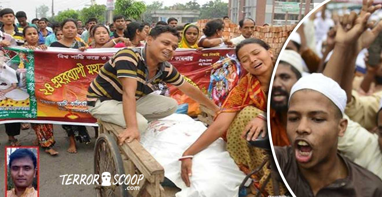 Bangladesh-Another-Hindu-butchered-for-standing-up-against-sexual-harassment-of-women-by-Muslims