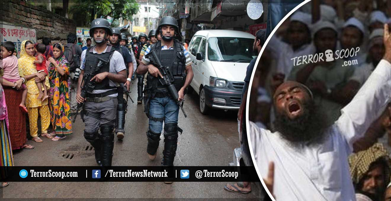 Bangladesh-Cops-kill-9-Islamists-planning-mass-terror-attack-during-raids