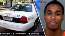 Black-Lives-Matter-thug-fires-17-shots-into-Cop's-car-and-home