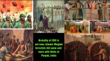 Brutality-of-ISIS-is-not-new,-Islamic-Mughal-terrorists-did-same-and-more-with-Sikhs-of-Punjab,-India