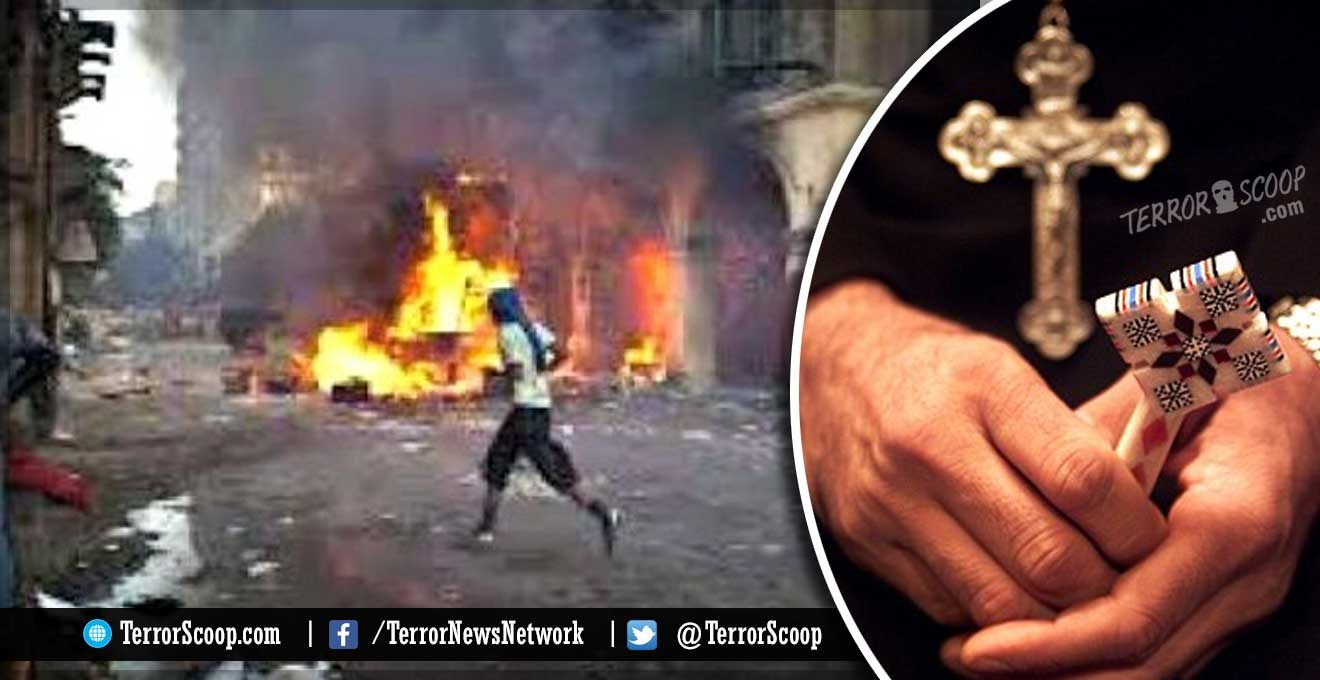 Cairo-Muslim-Mob-Torches-18-Christian-Homes-on-Rumor-of-Church-Building