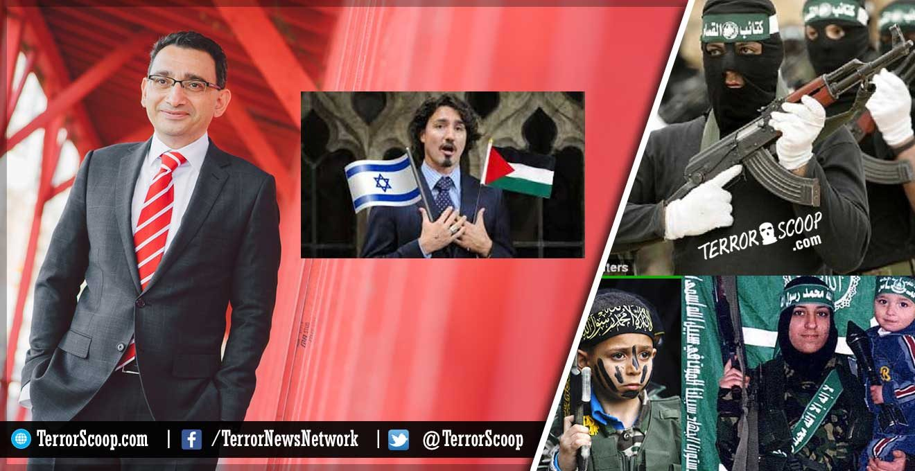 Canada-Justin-Trudeau's-Arab-Born-MP-and-Parliamentary-Secretary-wants-5-million-Palestinians-refugees-in-Canada