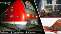 Germany-Muslim-Afghan-refugee-teenager-attack-train-passengers-with-axe-and-knife,-21-injured