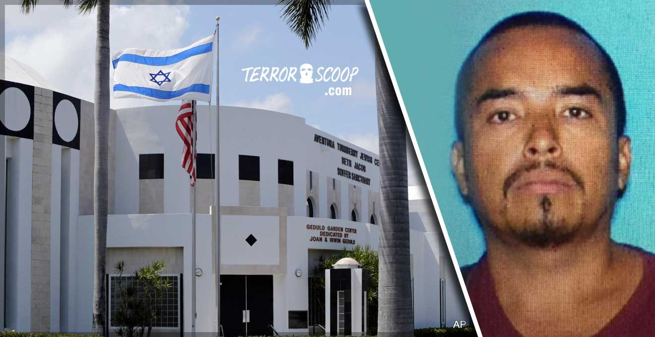 Hispanic-Muslim-convert-charged-with-attempt-to-bomb-Jewish-synagogue-in-Florida