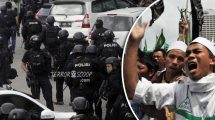 INDONESIA-Muslim-Jihadi-Suicide-Bomber-Blows-Himself-Up-At-Police-Station