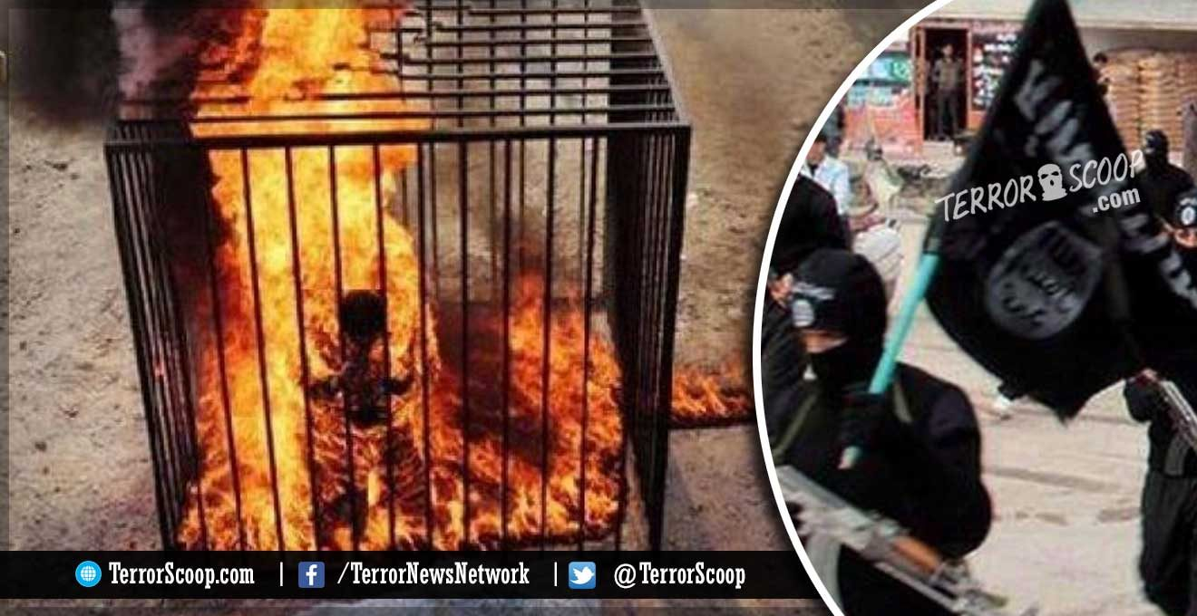 ISIS-burns-alive-an-Iraqi-family-including-a-2-year-old-child-for-trying-to-flee
