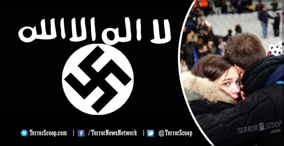 ISIS-says-it-took-less-time-to-shake-France-than-Hitler