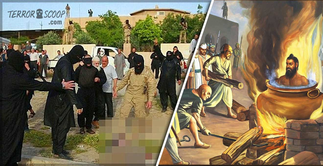 Iraq-Seven-ISIS-terrorists-BOILED-ALIVE-as-punishment--for-fleeing-the-battlefield
