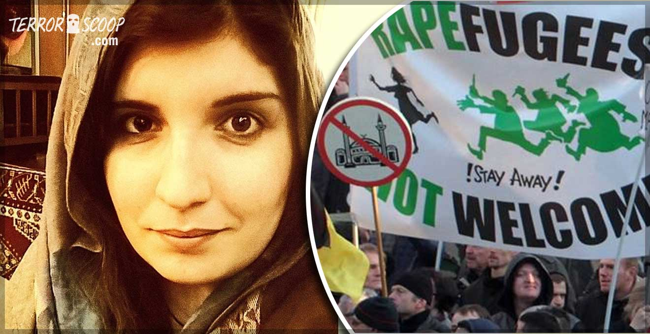 Migrants-raped-Left-wing-politician,-she-LIED-to-police-about-their-nationality-to-discourage-RACISM