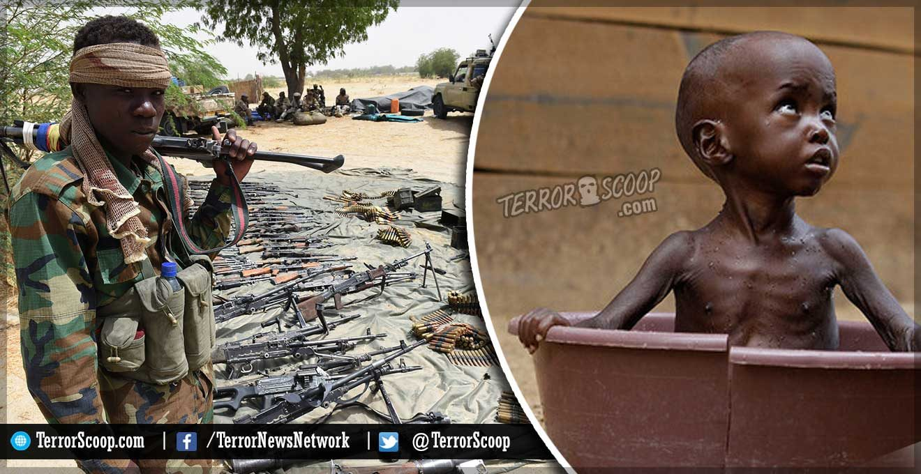 Nigeria-134-Children-Are-Dying-Every-Day-From-Malnutrition-Due-to-Boko-Haram,-UNICEF-Warns