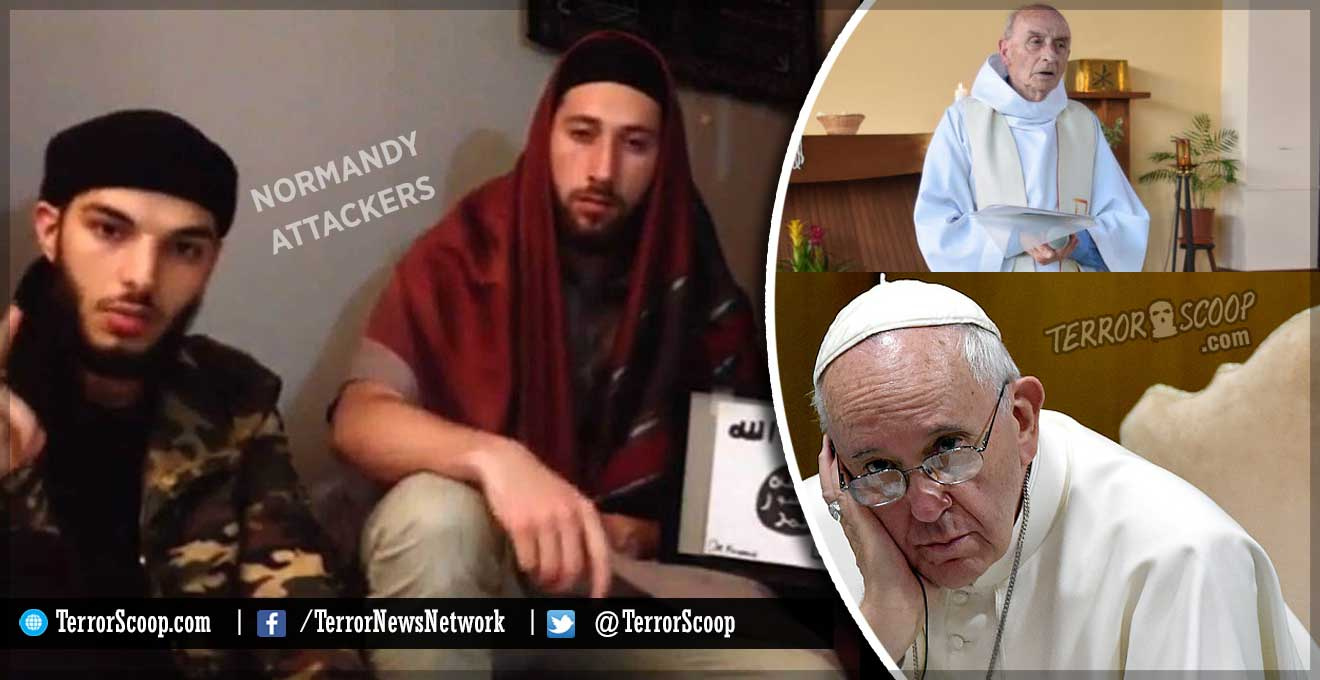 Pope-Francis-admits-to-WW3-against-ISIS-after-France-church-attack,--'The-world-is-at-war'