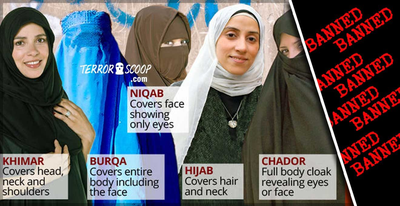 Seven-Countries-Where-The-Burka-and-Niqab-are-Banned