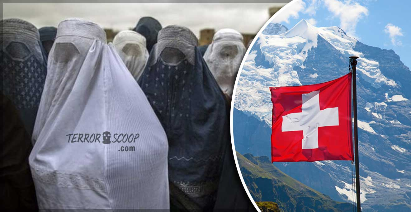 Switzerland-Bans-Burka,-obey-or-pay-£8,000-fine