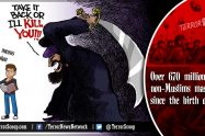 The-Religion-of-Genocide,-Over-670mil-non-Muslims-massacred-since-the-birth-of-Islam