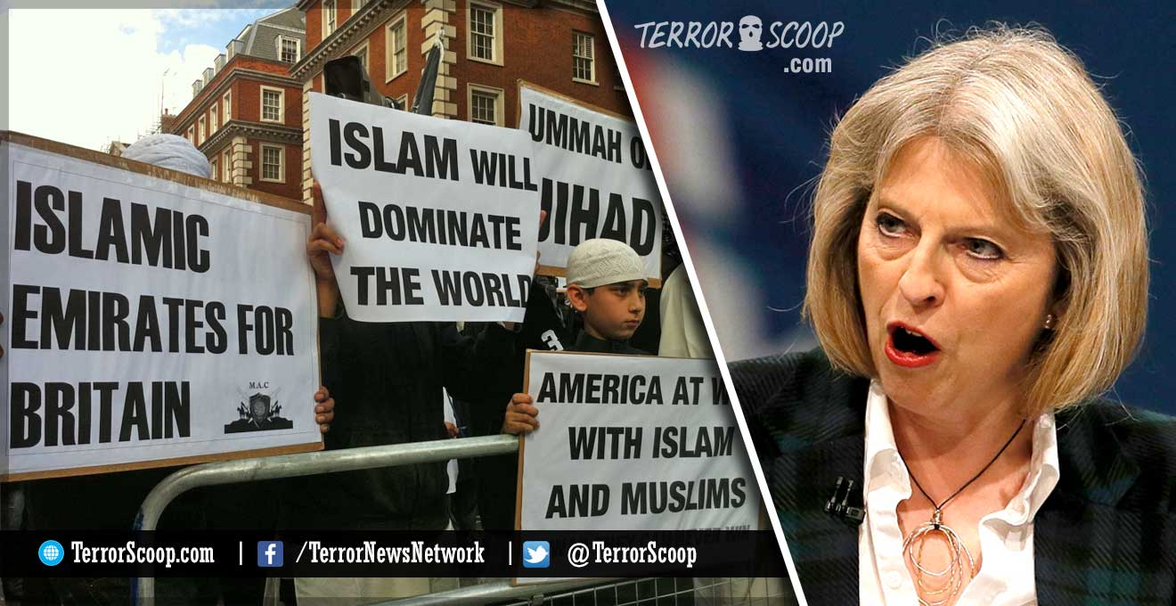 Theresa-May,-Britain-New-PM-Nation-Could-'Benefit-a-Great-Deal'-from-Sharia