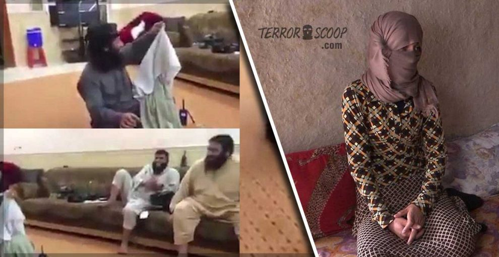 Video--Vile-ISIS-terrorists-laughing-and-joking-while-a-woman-is-being-raped-nearby