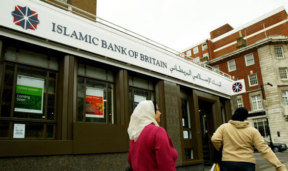 Britain's first Sharia compliant bank opened in 2004