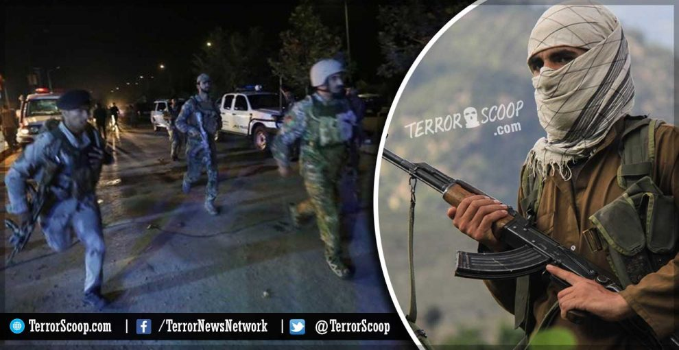 Afghanistan-Islamic-Terrorist-Attack-on-American-University-in-Kabul,-1-dead-and-25-wounded