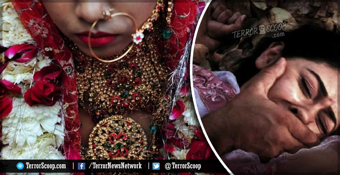 British-teenage-girl-forced-to-marry-Pakistani-cousin-at-gunpoint,-raped-daily-for-3-years