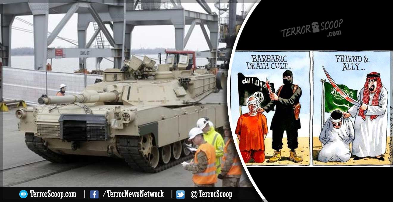 Empowering-the-enemy-U.S.-approves-$1.15-billion-sale-of-tanks,-equipment-to-Saudi-Arabia