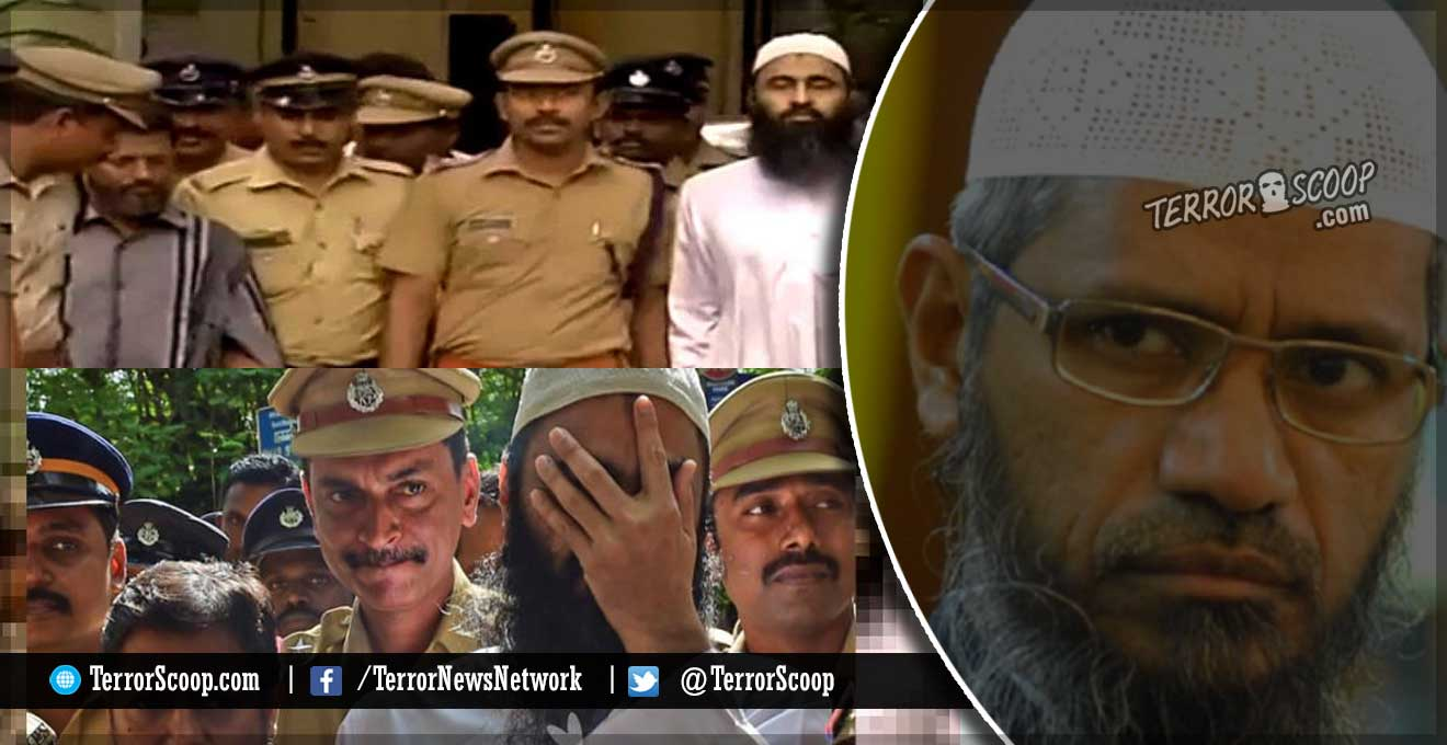 INDIA-Arrested-Zakir-Naik's-Aides-are-ISIS-recruiters,-Kerala-Police