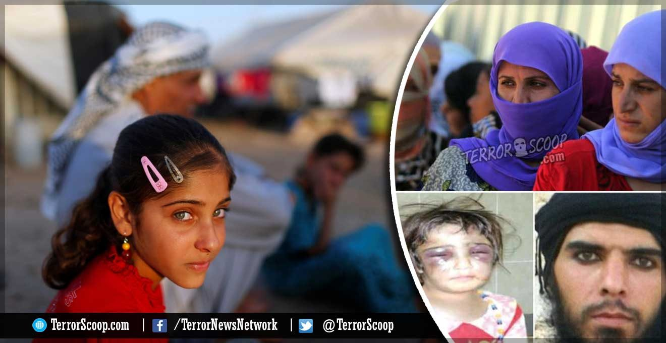 Iraqi-Families-Refusing-to-Rescue-Girls-from-Sex-Slavery-over-'Honor',-Being-Raped-By-ISIS-Brings-Shame-on-the-Family