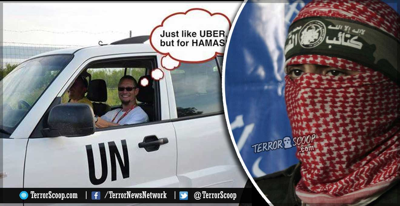 Israel-Demands-Probe-into-UN-Hamas-Links