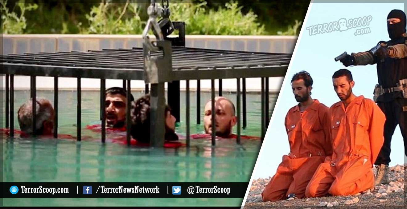 Mosul-ISIS-Drowned-15-Civilians-in-Olympic-Pool-and-Executed-12-Others-on-Charges-of-Spying