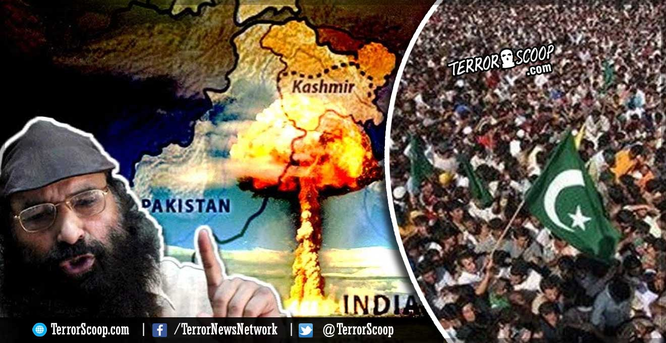 Pakistani-Islamist-and-Terrorist-Hizbul-Chief-Says-Nuclear-Jihad-against-India-is-Moral-Duty