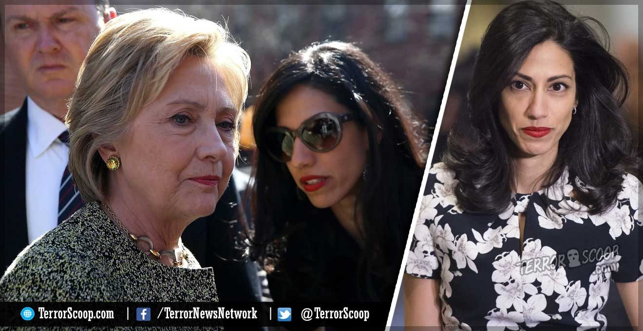 Top-Hillary-Aide-Huma-Abedin,-Worked-at-Radical-Muslim-Journal-for-over-10-Years