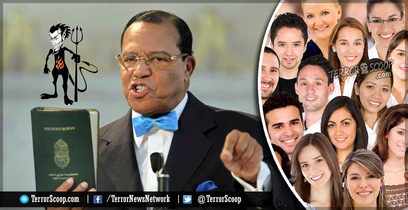 USA-Nation-of-Islam-Leader-Farrakhan-compares-whites-to-Satan,-Gods-enemy
