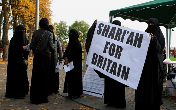 sharia for uk