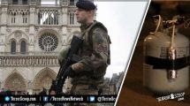 France-Second-Couple-Arrested-After-Car-With-Gas-Cylinders-Found-To-Blow-Up-Notre-Dame-Cathedral-in-Paris