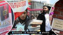 France-Bans-ISIS-Jihadi-Recruitment-Group-from-Handing-Out-Qurans
