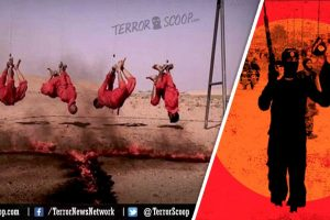 ISIS-jihadists-burn-four-men-to-death-on-charges-of-supporting-Kurdish-forces